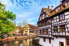Strasbourg City Royalty Free Stock Photo