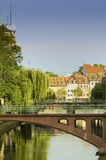 Strasbourg by day Stock Photography