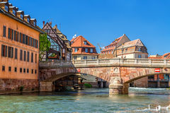 Strasbourg. District Stock Photo