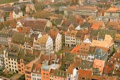 Strasbourg em Alsácia, France Fotos de Stock Royalty Free