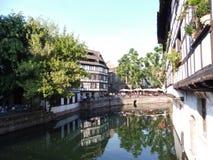 12 67 2001 05 Strasbourg França Alsácia Imagem de Stock Royalty Free