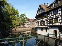 12 67 2001 04 Strasbourg França Alsácia Fotografia de Stock Royalty Free