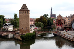 Strasbourg, France Fotografia de Stock Royalty Free