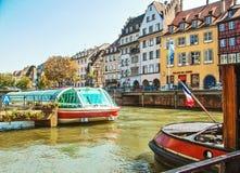 Strasbourg, France Fotografia de Stock Royalty Free
