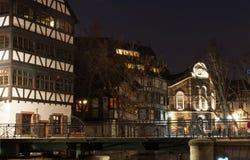 Strasbourg Frankrike Arkivbilder