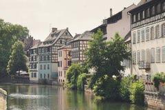 Strasbourg Grande Île Stock Images