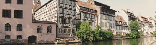 Strasbourg Grande Île Stock Photos
