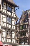 Strasbourg - Half-timbered houses Royalty Free Stock Images