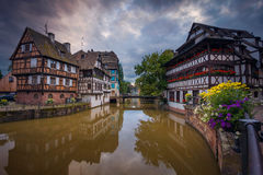 Strasbourg. Royalty Free Stock Images
