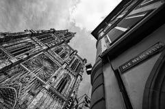 Strasbourg Notre Dame Royalty Free Stock Image