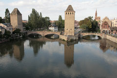 Strasbourg old town Royalty Free Stock Photo