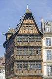 Strasbourg - palais antique Image stock