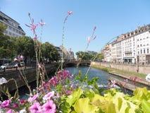 12 67 2000 01 Strasbourg Petite France Arkivfoton