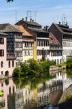 Strasbourg - Petite France Stock Photo
