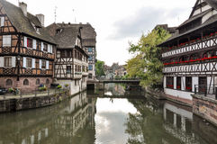 Strasbourg Petite France Stock Images