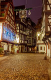 Strasbourg. Petite France district in the old city. Stock Photos