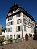 Strasbourg Riverside 2 Royalty Free Stock Photography
