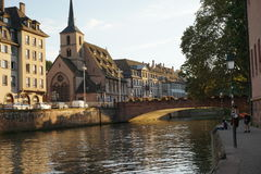 Strasburg royalty-vrije stock afbeeldingen
