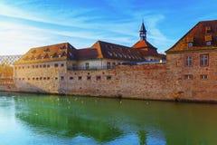 Strasburg, Alsace, Francja Obraz Royalty Free