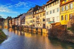 Strasburg, Alsace, Francja Zdjęcia Stock