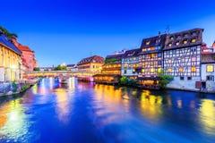 Strasburg, Alsace, Francja obrazy royalty free