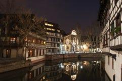 Strasburg, Francja Fotografia Royalty Free