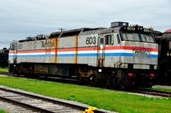 Strasburg, PA: Railroad Museum of Pennsylvania Royalty Free Stock Photos