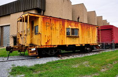Strasburg, PA: Railroad Museum of Pennsylvania Stock Image