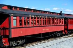 Strasburg, PA: Vintage Railway Cars Stock Photos