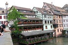 Strasburgo Fotografering för Bildbyråer
