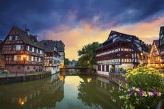 strasburgo fotografie stock