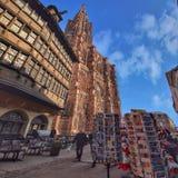 Strasburgo Francia Fotografia Stock
