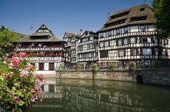 Strasburgo, Francia Fotografie Stock Libere da Diritti