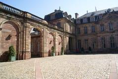 Strasburgo storica Immagini Stock Libere da Diritti