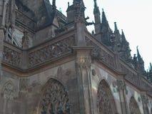 Strasburska katedra Obraz Royalty Free