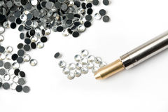 Strass Stock Photo