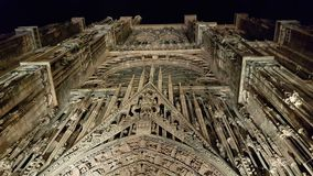 Strassbourg大教堂 免版税图库摄影