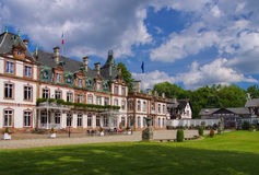 Strassburg Chateau de Pourtales Royalty Free Stock Photography