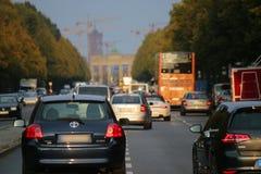 Strasse des 17. Juni Berlin Stock Image