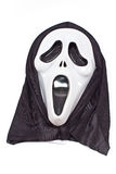 Straszna Halloween maska Zdjęcia Stock