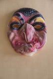 straszna maska Zdjęcia Stock