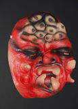 Straszna maska dla Halloween przyjęcia Fotografia Stock