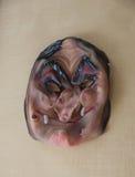 Straszna maska dla Halloween przyjęcia Zdjęcie Royalty Free