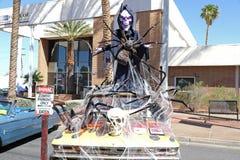 Straszne Halloween postacie Fotografia Stock