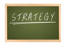 Stratégie Photographie stock