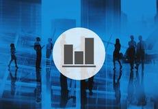 Stratégie de marquage à chaud de vente de Digital concept en ligne de media Photographie stock