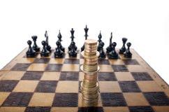 Stratégie financière Photos libres de droits