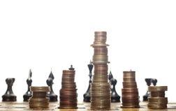 Stratégie financière Images libres de droits