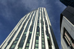 Strata Tower building Royalty Free Stock Photos