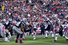 Strateeg Tom Brady stock fotografie